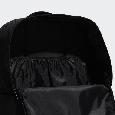 เทรนนิง สีดำ กระเป๋าเป้พิมพ์ลายคลาสสิก
