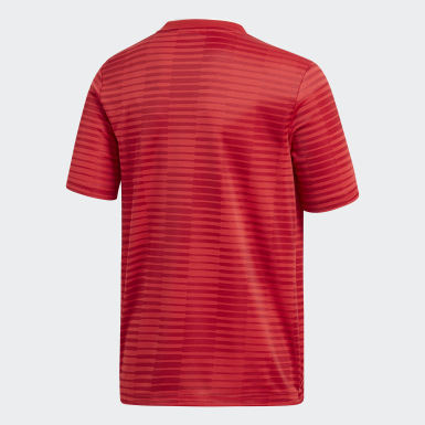 Polera Condivo 18 Rojo Niño Fútbol