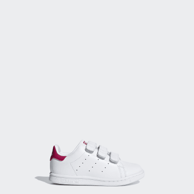 Toddlers 1-4 Years Originals White Stan Smith Shoes
