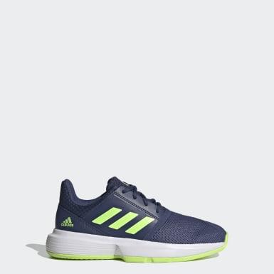 Zapatillas CourtJam Azul Niño Tenis