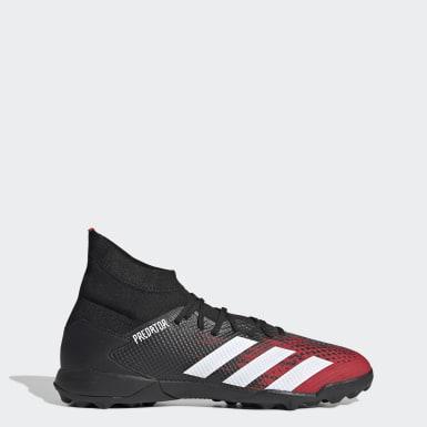 Calzado de Fútbol Predator 20.3 Pasto Sintético Negro Hombre Fútbol