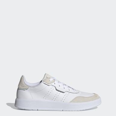 Tennis Hvid Courtphase sko