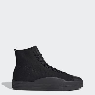 черный Высокие кроссовки Y-3 Yuben