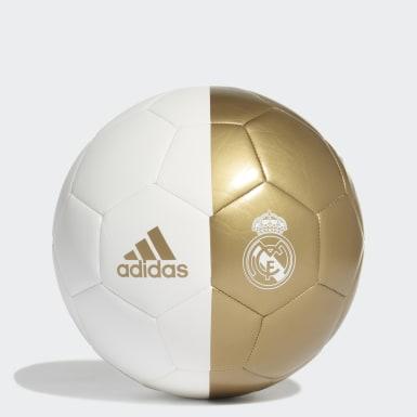 Bola Real Madrid Capitano Branco Futebol