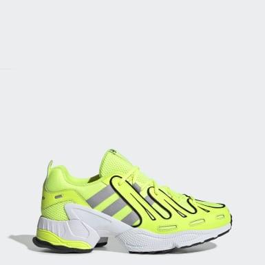 ผู้ชาย Originals สีเหลือง รองเท้า EQT Gazelle