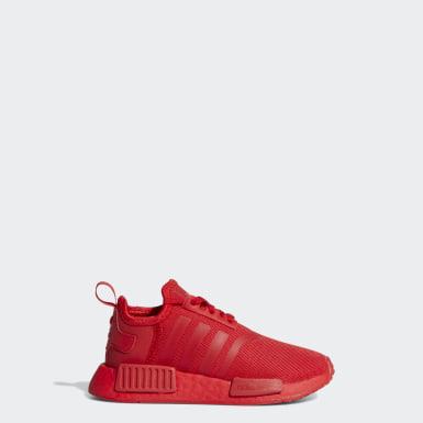 Chaussure NMD_R1 rouge Enfants Originals