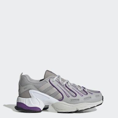 ผู้หญิง Originals สีเทา รองเท้า EQT Gazelle