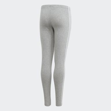 Legging 3-Stripes gris Adolescents Originals