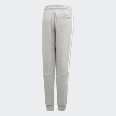 Pantaloni Outline Grigio Bambini Originals