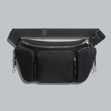 Originals Svart Oversize Bum Bag