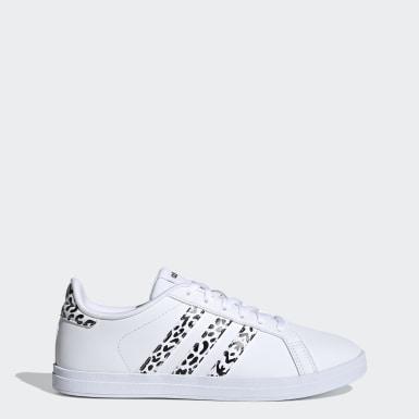 Frauen Tennis Courtpoint X Schuh Weiß