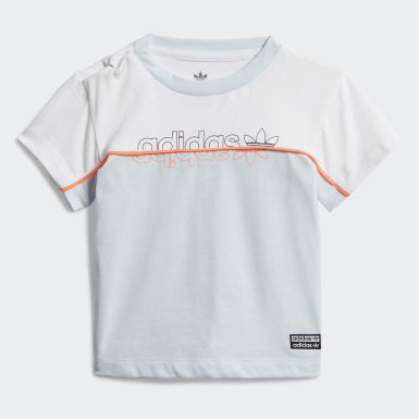 Conjunto camiseta y pantalón corto Azul Niño Originals
