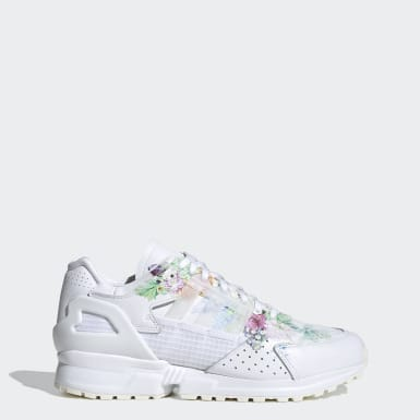 Originals White ZX 10000 Meissen Shoes