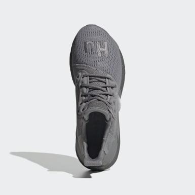 Zapatilla Pharrell Williams x adidas Solar Hu PRD Plomo Hombre Originals