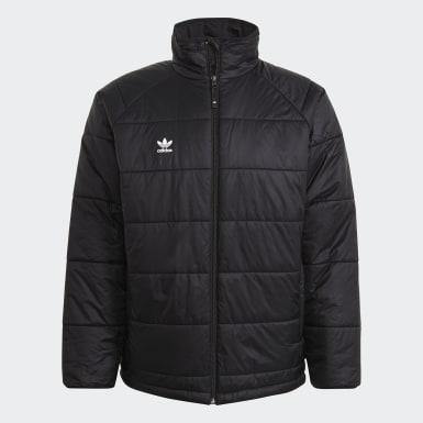 Originals Sort Midlayer jakke