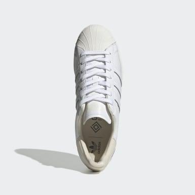 Men Originals White Superstar 50 GORE-TEX Shoes