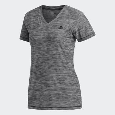 Women's Training Black Tech Tee