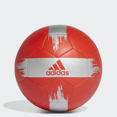 Bola EPP 2 Vermelho Futebol