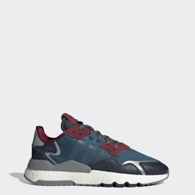 Women Originals Blue Nite Jogger Shoes