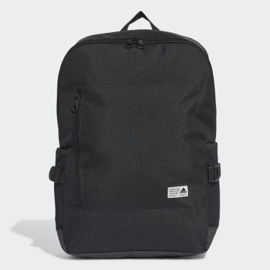 Lifestyle Black Classic Boxy Backpack