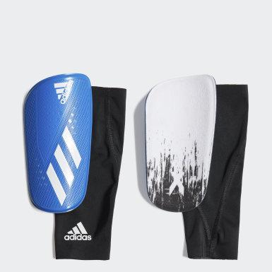 Protège-tibias X 20 Pro Noir Football
