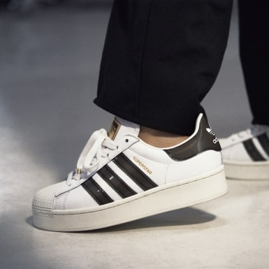 Γυναίκες Originals Λευκό Superstar Bold Shoes