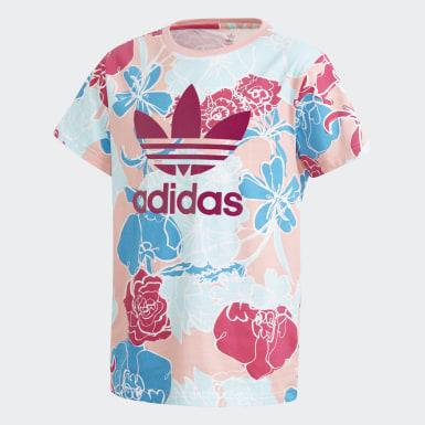 Børn Originals Pink T-shirt