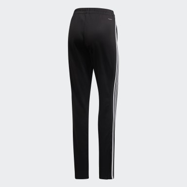 Women Training Black T10 Tracksuit Bottoms