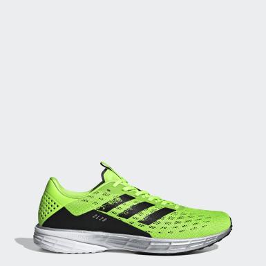 Heren Hardlopen Groen SL20 Schoenen