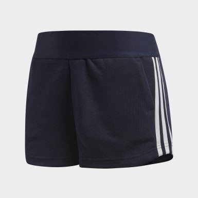 Shorts Sport ID Azul Mulher Athletics