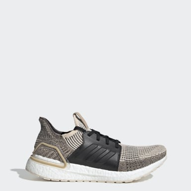 Men Running Beige Ultraboost 19 Shoes