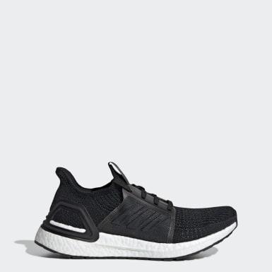 Kadın Koşu Siyah Ultraboost 19 Ayakkabı