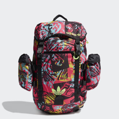 Originals vícebarevná Batoh adidas Adventure Toploader CORDURA