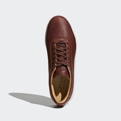 Men's Golf Brown Adipure SP Shoes