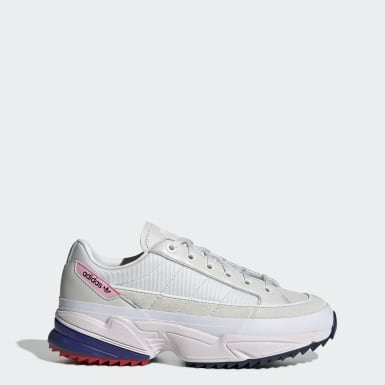 Women Originals White Kiellor Shoes