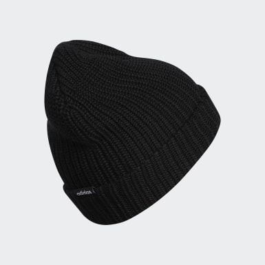 Women Training Black Cove Beanie