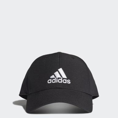 เทรนนิง สีดำ หมวกเบสบอล