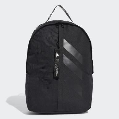 Træning Sort Classic 3-Stripes rygsæk