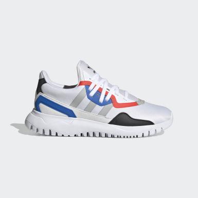 Kids Originals White Originals Flex Shoes