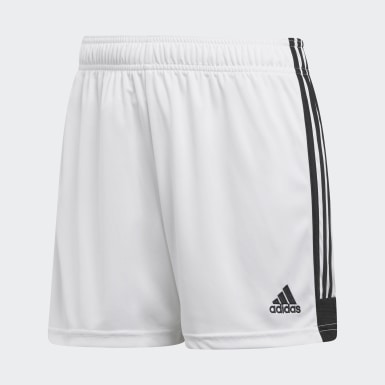 Women's Soccer White Tastigo 19 Shorts