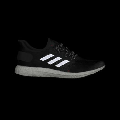 Running Black AM4 adidas Runners