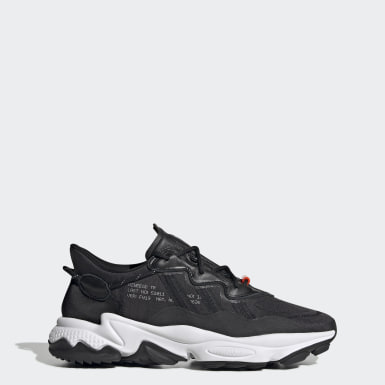 Men Originals Black OZWEEGO TR Shoes