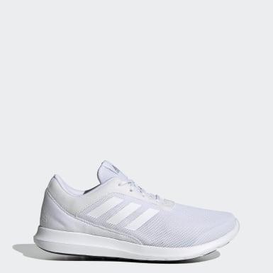 Kadın Koşu White Coreracer Ayakkabı