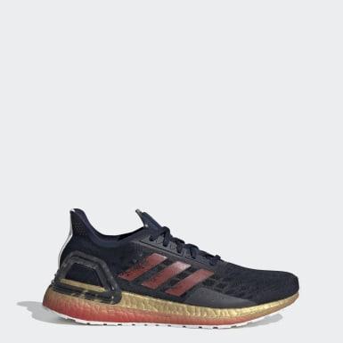 Frauen Running Ultraboost PB Schuh Blau