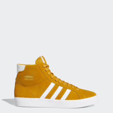 Originals Yellow Basket Profi Shoes