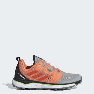 Women TERREX Grey Terrex Agravic Trail Running Shoes