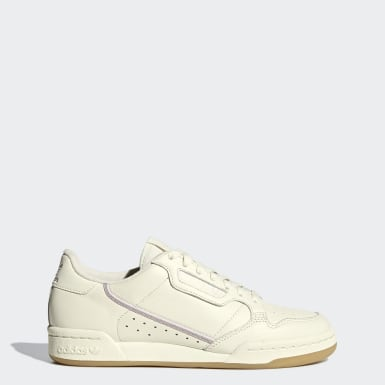 Women's Originals Beige Continental 80 Shoes