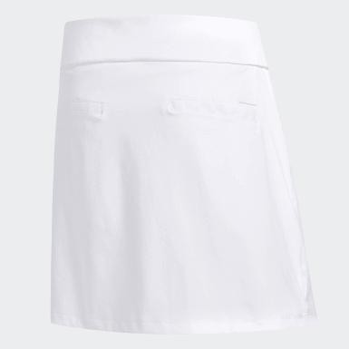 Gonna pantalone Ultimate Sport Bianco Donna Golf
