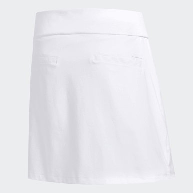 Saia-calção Ultimate Sport Branco Mulher Golfe