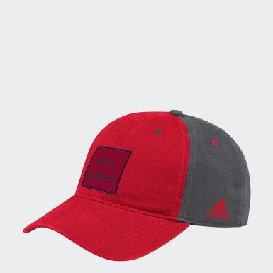 Men's Training Multicolor Capitals Cotton Slouch Hat